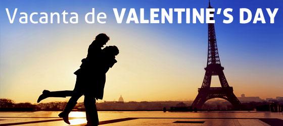 Vacanta de Valentines Day